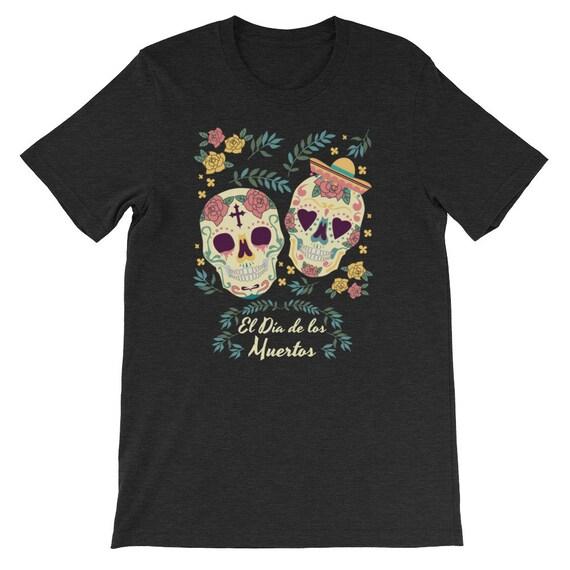 El Dia De Los Muertos   Day of The Dead Sugar Skull Halloween 07