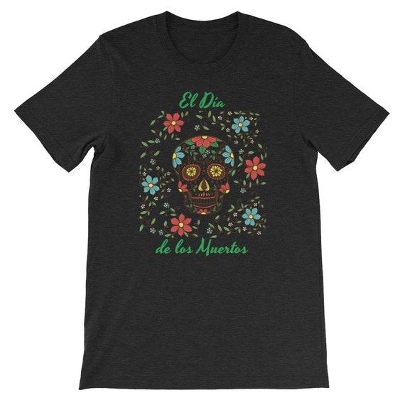 El Dia De Los Muertos   Day of The Dead Sugar Skull Halloween 02