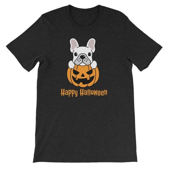 Happy Halloween Funny Cute Dog Pumpkin Witch 05