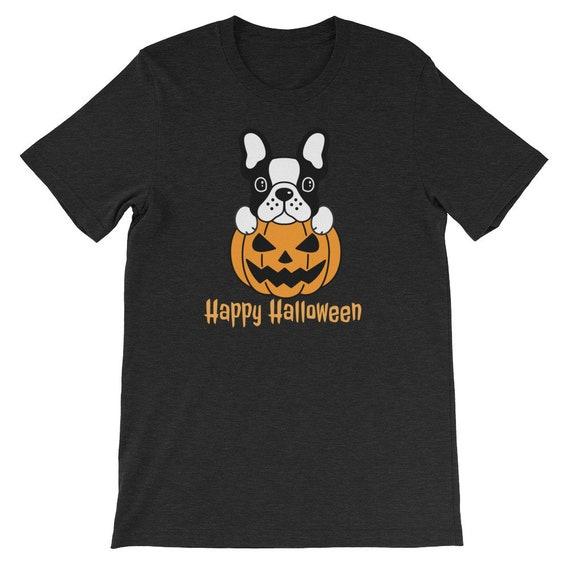 Happy Halloween Funny Cute Dog Pumpkin Witch 04