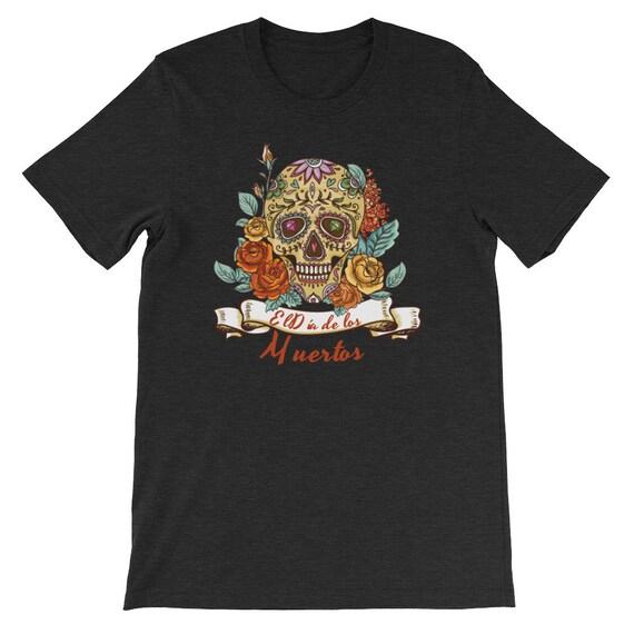 El Dia De Los Muertos   Day of The Dead Sugar Skull Halloween 06
