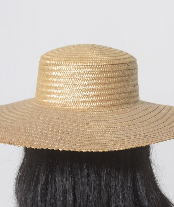 Wide Brim Straw Hat, Beach hat, Sun Hat, Summer h… - image 7