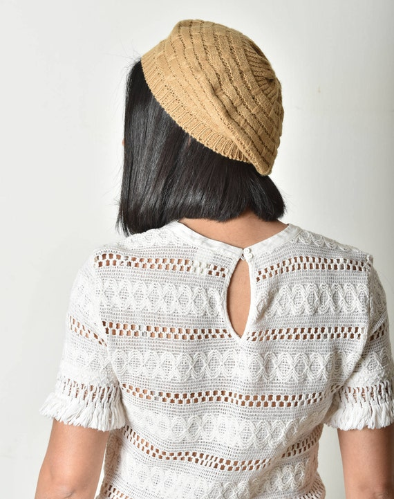 Beret hat, Crochet beret, Beret pattern, Women cr… - image 5
