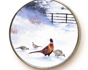 Pheasant Fridge Magnet