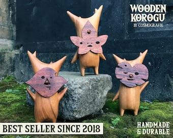 Wooden Korogu / Korok - Zelda Breath of the Wild