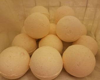 Orange Bath Bombs