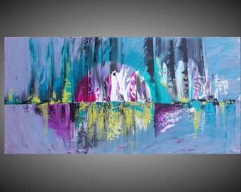 Abstract - Palette Knife No. 2