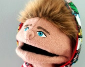 Felix - hand puppet...
