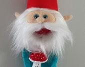 Ezra the Gnome hand puppe...