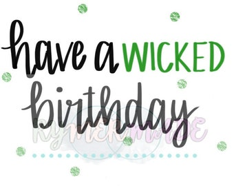 happy birthday witch Witch birthday | Etsy happy birthday witch