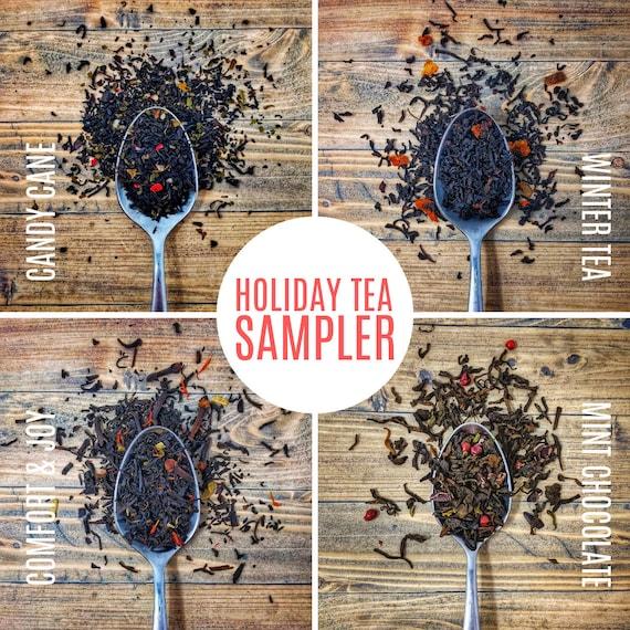 Holiday Tea Sampler