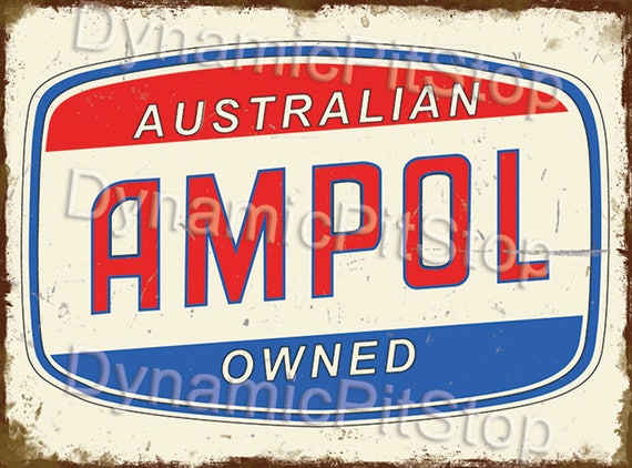 60x20cm Holden Custom Personalised Workshop Rustic Tin Sign or Decal