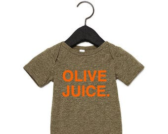 OLIVE JUICE.