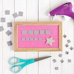 Pegs for DIY Letter Board Icons and Accessories