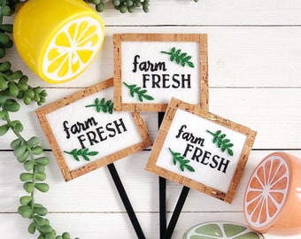 Farm Fresh Decor Pick