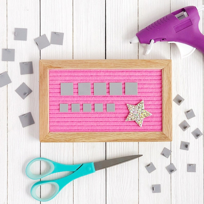 Pegs for DIY Letter Board Icons and Accessories image 0