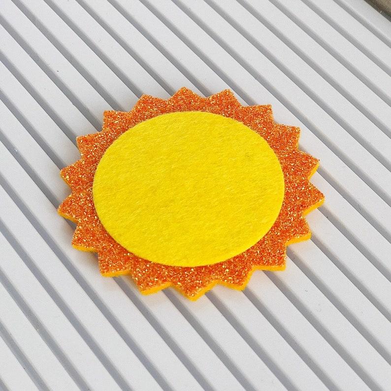 Sun Letter Board Icon and Accessory image 0