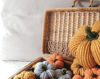 Pumpkin Knitted Home Decor Autumn Pumpkin Decoration Pumpkin decoration autumn fall