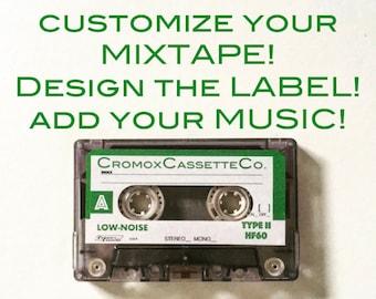 Custom Mixtape 60 Minutes
