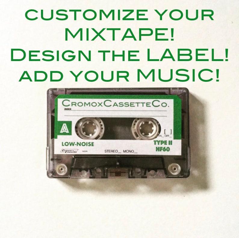 Custom Mixtape 60 Minutes image 0