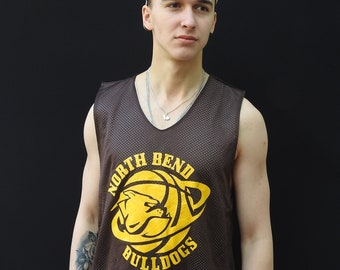 Vintage Basketball Jersey