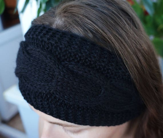 Winter-Stirnbänder für Frauen die Frauen Stirnband häkeln   Etsy