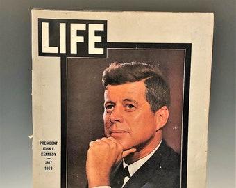 Life Magazine - JFK Assassination - November 29, 1963