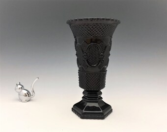 Avon Cape Cod Ruby Red Vase - Wheaton Glass