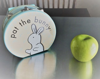 Pat the Bunny Round Metal Lunchbox - Alternative Easter Basket