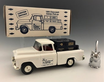 Eastwood Limited Edition 1955 Chevrolet Cameo Pickup - Truck Bank - New In Box - Ertl Company Collectible Truck