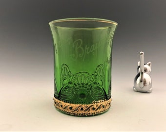 EAPG Tumbler - U.S. Glass Company - No. 15057 Colorado (OMN) - Early American Pattern Glass - Circa 1898