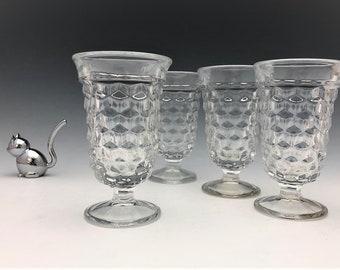 Fostoria American Juice Glasses - Set of 4
