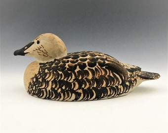 Ceramic Eider Duck - Irish Stoneware Duck - Made in Ireland