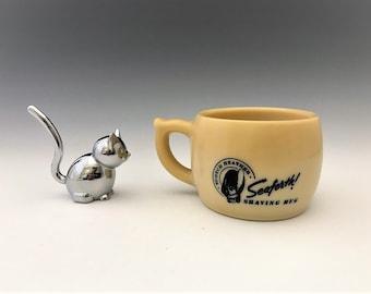 Vintage Seaforth Shaving Mug - Scotch Heather