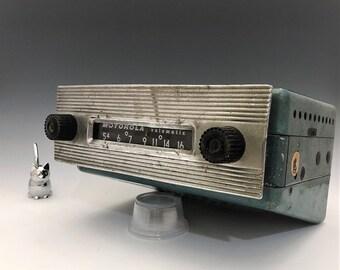 Motorola Volumatic No. 396 Radio - Vintage Car Transistor Radio