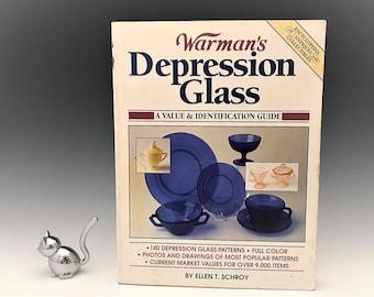 Warman's Depression Glass - Value and Identification Guide - Ellen Schroy