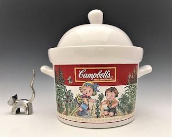 Vintage Campbell's Kids Soup Tureen - Westwood International