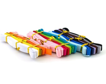 Grosgrain ribbon 25mm or 10 mm choice  42m long