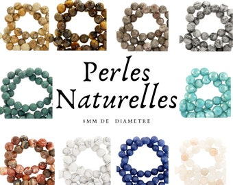 Natural pearls several models to choose from