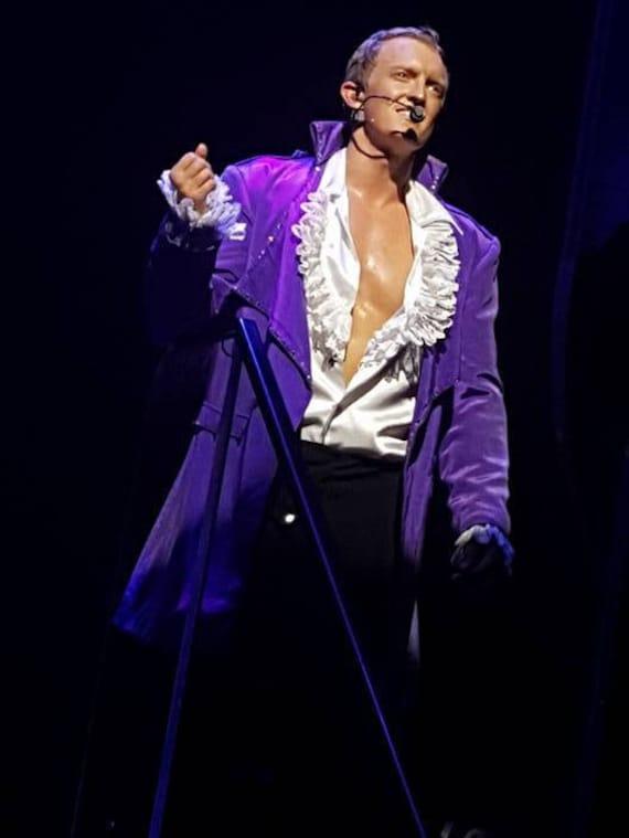 Prince 'Purple Rain' Vintage Outfit