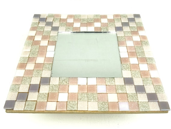 Zebra Everything Inc X 4 Easy to make Mosaic Coaster Kit Great Project