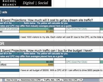 Facebook Ads Budget Calculator