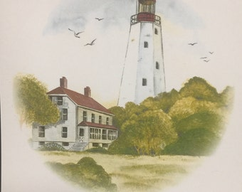 Sandy Hook, NJ  Lighthouse