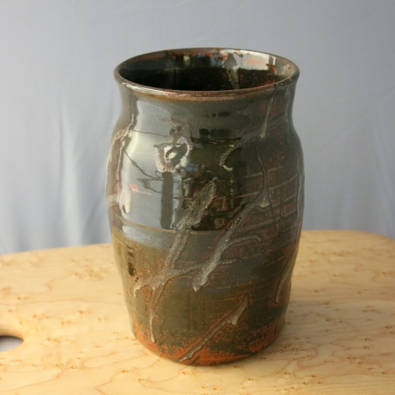 Sale Reduced By 15 From 2995 Vase Ceramic Vase Wedding Etsy
