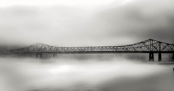 8x10  New Orleans Bridge