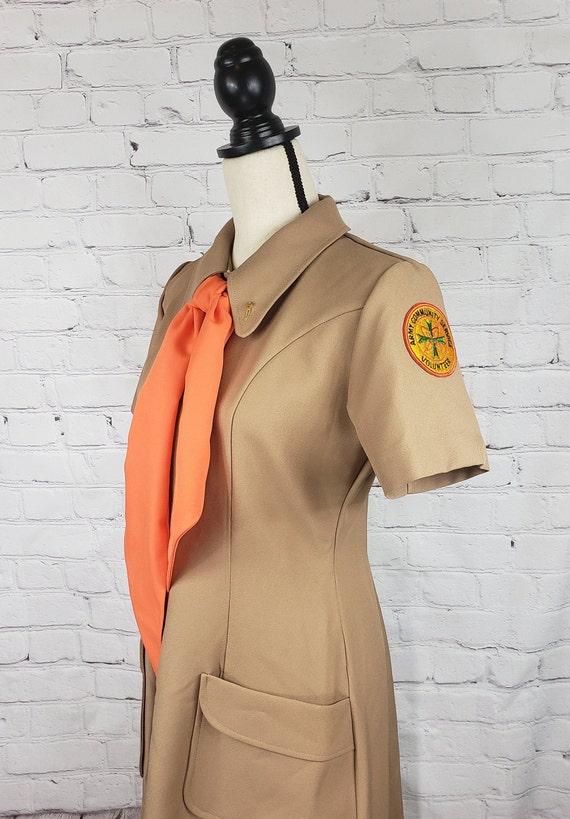 1960s ACS Volunteer Uniform - Army Community Servi