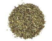 Organically Grown Dried Lemon Balm - Healing Herb - DIY Salves - Wicca - Wiccan - Botanical - Pain - Eczema - Tea - Natural