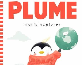 Plume: World Explorer Picture Book