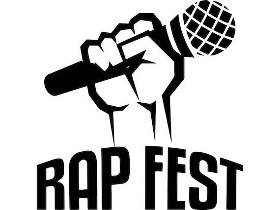 Rap Fest Karaoke Microphone Party Dj Disco Dance Light Etsy