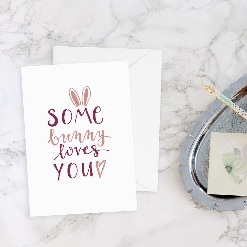 Easter Greeting Cards Easter Basket Stuffers Easter Card image 0